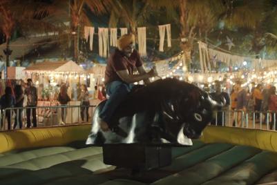 Motilal Oswal rides the bull