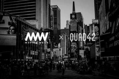 Singapore-based Moving Walls acquires India's Quad42