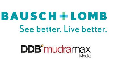 DDB MudraMax wins Bausch and Lomb's media duties