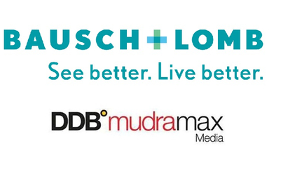 DDB MudraMax wins Bausch and Lomb's media duties