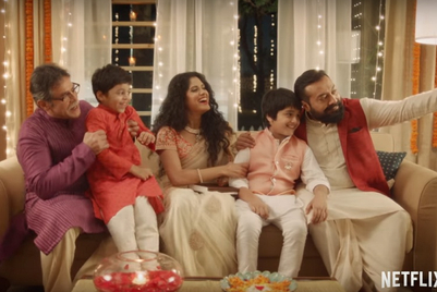 Netflix takes on traditional Diwali ads, promotes 'ad free' feature