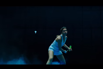 Nike celebrates rise of Indian women in sport, goes Da Da Ding with Deepika Padukone