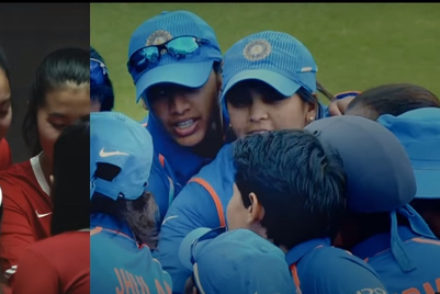 Weekend Watch: Nike pairs 53 athletes including Indian women's cricket team through split screen, bats for a better future