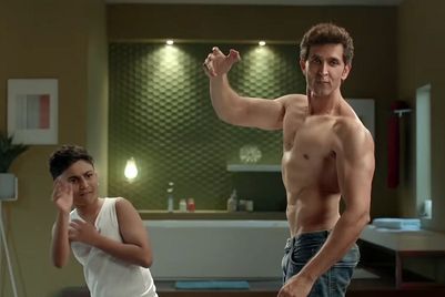 Nirma Advance moves to new beat with Hrithik Roshan, promises to take on 'new generation' stains