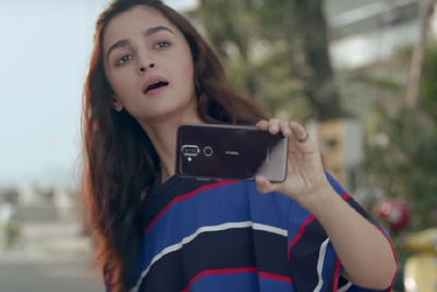 Nokia bats with Alia Bhatt to hit it out of the park