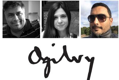 Ogilvy elevates Kainaz Karmakar, Harshad Rajadhyaksha and Sukesh Nayak