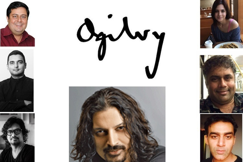 Ogilvy India restructures its creative leadership