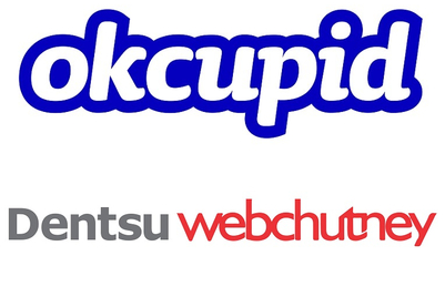 OkCupid appoints Dentsu Webchutney for digital and creative