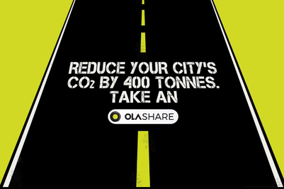 Ola gets cities gaming to share cabs, reduce carbon footprint