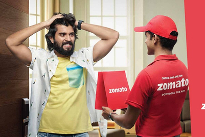 Zomato upsets its customers by turning up on time