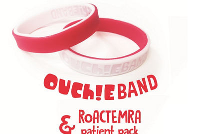 Partner Content: Why a wristband helps kids when arthritis is Ouchie!