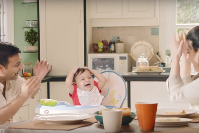 Pampers spotlights fathers' care for infants, says #ItTakes2