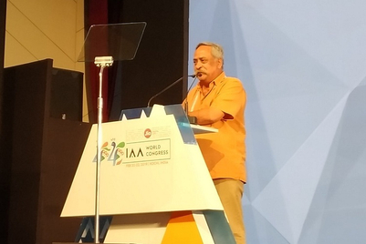 IAA World Congress: Piyush Pandey hones in on the bitter truth