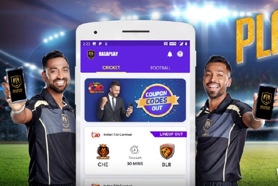Krunal Pandya and Hardik Pandya break the bro-code for HalaPlay