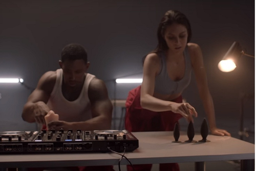 Weekend Watch: Pornhub takes to sex toys for song