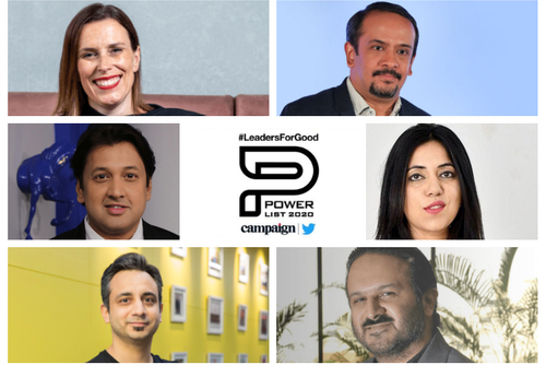 Power List 2020: Six from India among Apac's 50 most influential and purposeful marketers