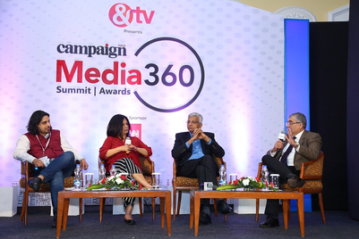 Media360 India: 'Print plus digital is a bomb of a combination'
