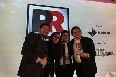 PR Awards Asia 2018: Adfactors is 'South Asia PR Consultancy of the Year'