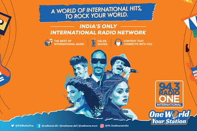 Radio One – bringing the world of international music to the global Indian