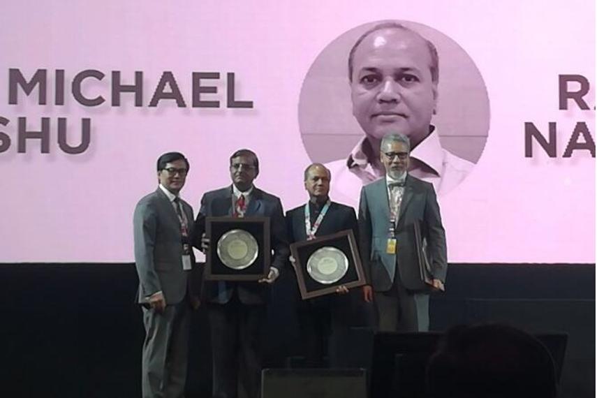 AFAA confers Ramesh Narayan with Special Award