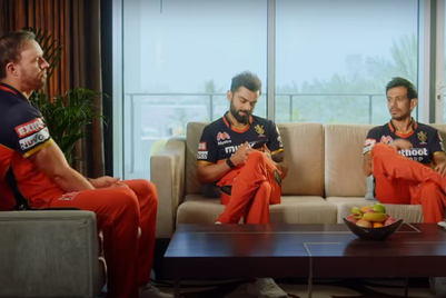 MakeMyTrip gets Chahal, de Villiers and Kohli to assure 'safe stays'
