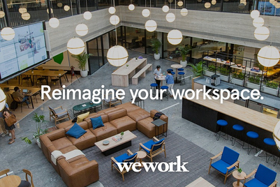Partner Content: Do what you love, let WeWork do the rest