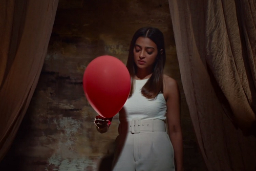 Rio Pads take on heavy flow with real imagery and Radhika Apte