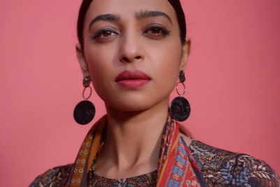 Ritu Kumar gets Radhika Apte to recite 'If' for winter collection