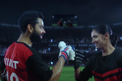 A Royal Challenge to get rid of stereotypes in cricket with Harmanpreet Kaur, Mithali Raj, Veda Krishnamurthy and Virat Kohli