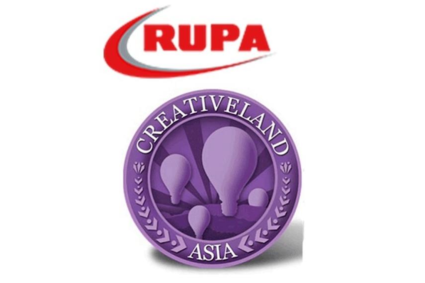 Creativeland Asia bags Rupa's creative mandate