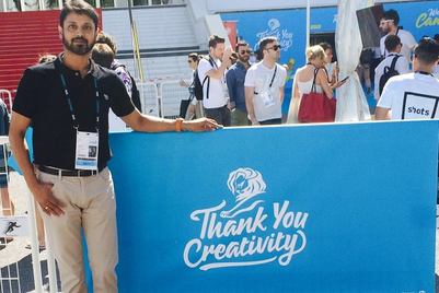Cannes Lions 2016: Sambit's blog: The writing on the wall