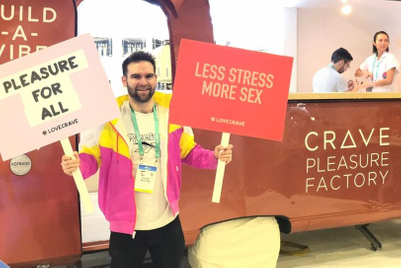 'Every day is a fight': Sex tech lands in CES, but not with a bang