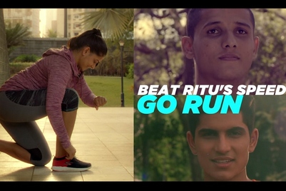 Skechers emphasises the importance of running with four Indian athletes