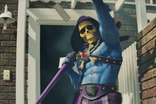 Weekend Watch: Moneysupermarket.com passes the buck to Skeletor