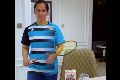 Stay fit with Sofit: The secret mantra of Saina Nehwal revealed