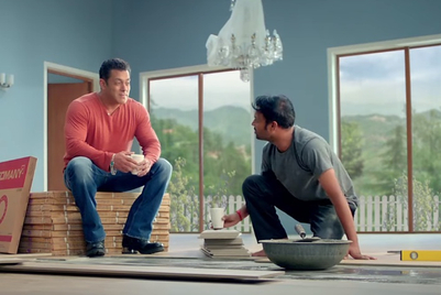 Salman Khan explains why he picks Somany over foreign branded tiles