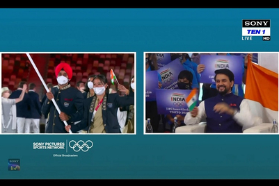 """""""TV can't carry on like this,"""" say experts on Sony's 'split-screen' Olympics ads"""