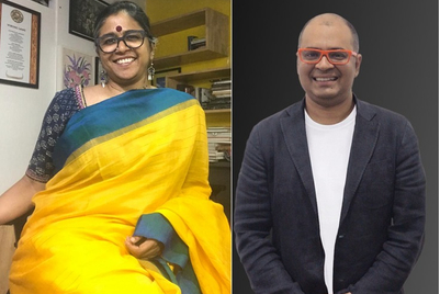 Namrata Nandan and Srijib Mallik join TBWA as executive directors