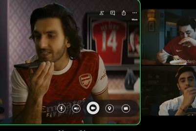 Ranveer Singh gets friend out of his date for 'Sunday night Premier League football'