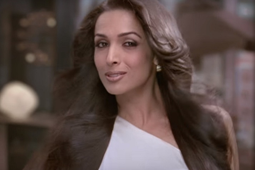 Habitual offender? Olivia also plagiarised ad with Malaika Arora
