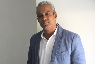 Grey area: Sudhir Nair, founder and CEO, 21N78E Creative Labs
