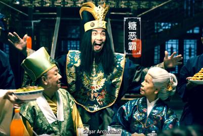 今年春节广告纷纷勾起了武侠情结,得了宫廷堕入症?
