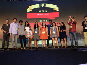 Goafest 2017: Taproot Dentsu bags 28 metals including six Golds