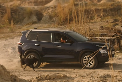 Tata Safari wants you to get rid of the routine and 'reclaim your life'