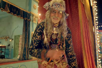 Tata Sky gets Bachchan into 'Jingalala' mode, promises entertainment for entire family
