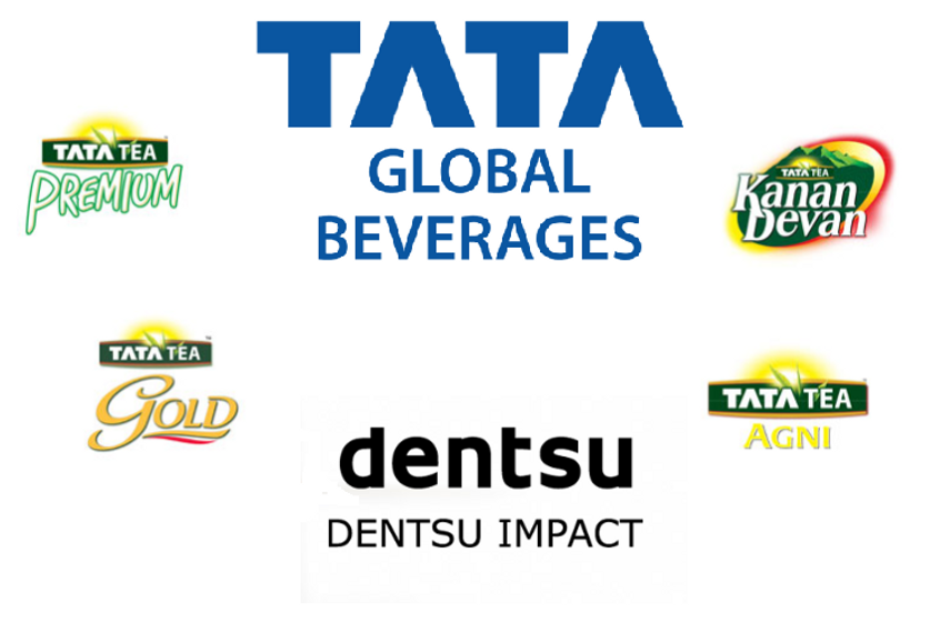 Dentsu Impact bags the digital mandate of Tata Global Beverages