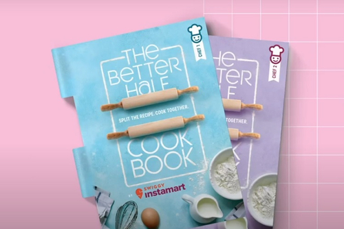 Swiggy Instamart's 'The Better Half Cookbook' helps create meals for two, by two