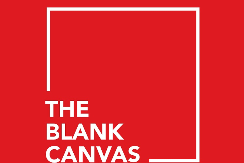 The Blank Canvas was launched in July last year