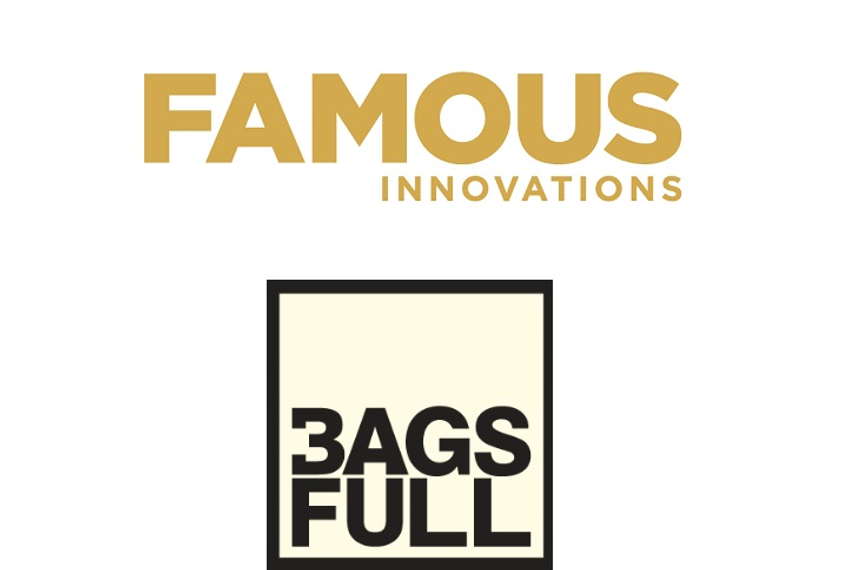 Famous Innovations acquires Three Bags Full