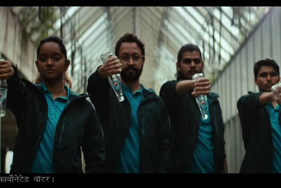 Thums Up asks Indian Olympians to show doubters a 'thumbs down'